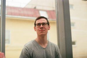 Егор Опарин, студент 3-го курса факультета фотоники и оптоинформатики. Источник: личный архив