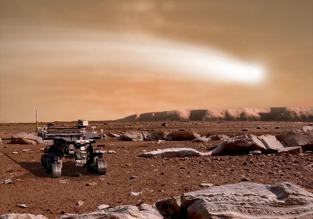 Марсоход кьюриосити последние фото с марса