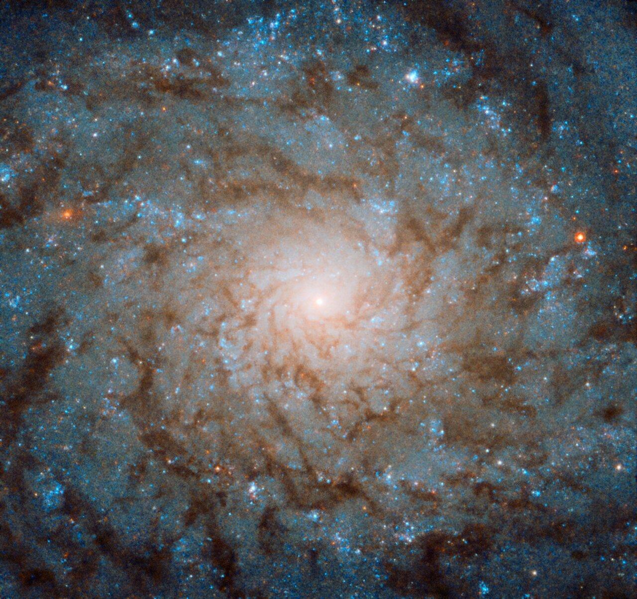 фото всех галактик с телескопа хаббл того