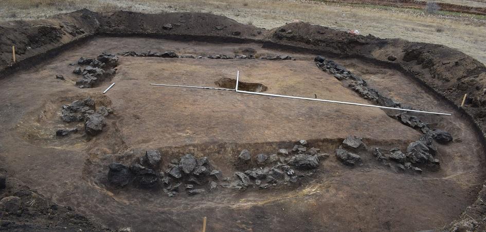 Как хоронили элиту бронзового века: уникальная находка археологов ЧелГУ